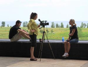 "Interview for ""Miles and Trials"" documentary (August 13, 2011)"