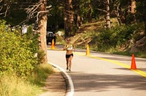 Evergreen 10k...still going downhill!