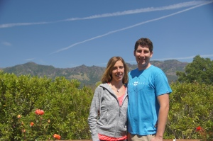2nd stop on our bike tour.  Summers Winery.  Beautiful scenery so we stayed there for lunch!